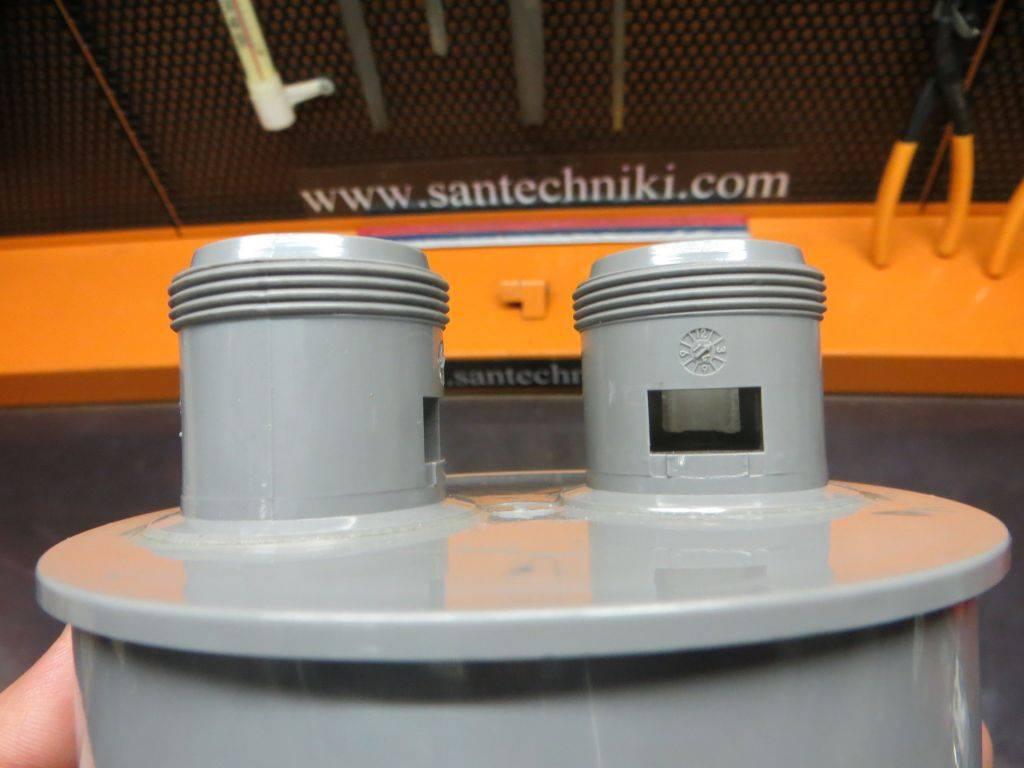 Устройство вакуумного клапана для канализации