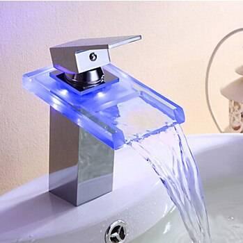 Каскадный или традиционный смеситель для ванны?