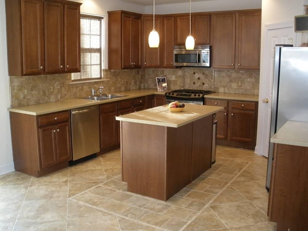 Пол на кухне: что лучше и какой сделать, советы по выбору напольного покрытия
