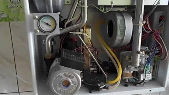 Снижение давления в газовом котле:10 основных причин и способы устранения неполадок