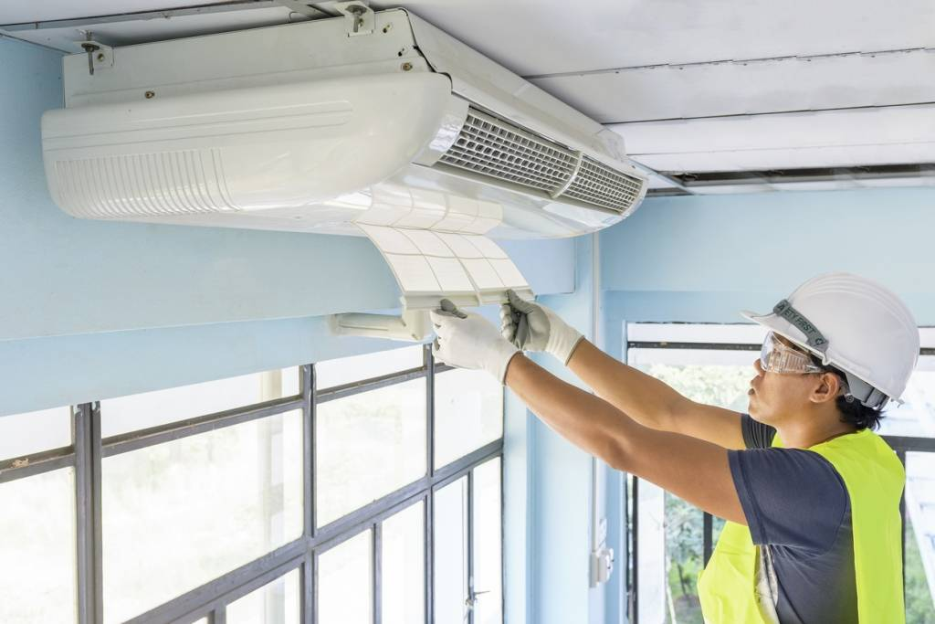Восстановление вентиляции: причины снижения эффективности и восстановление воздуховодов. ремонт вентиляции