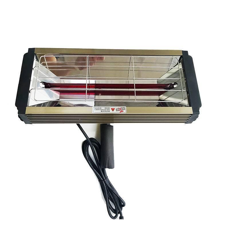 Инфракрасная лампа для обогрева помещения - принцип работы, разновидности и преимущества использования