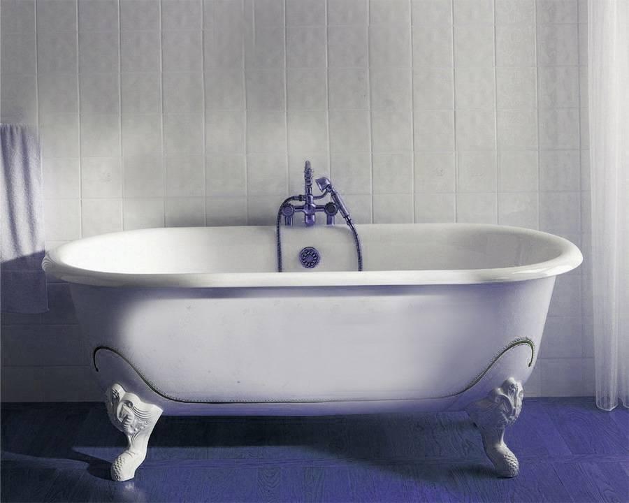 Какая ванна лучше акриловая или стальная - сравниваем два типа