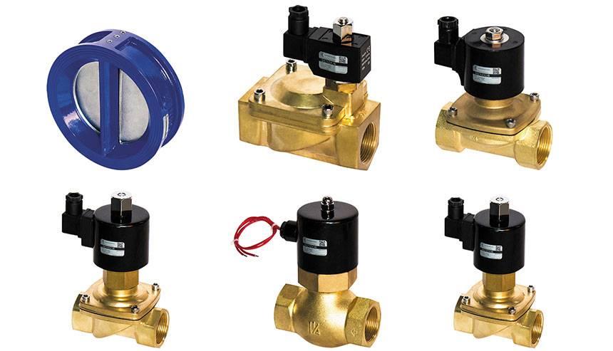 Выбор и установка соленоидного электромагнитного клапана