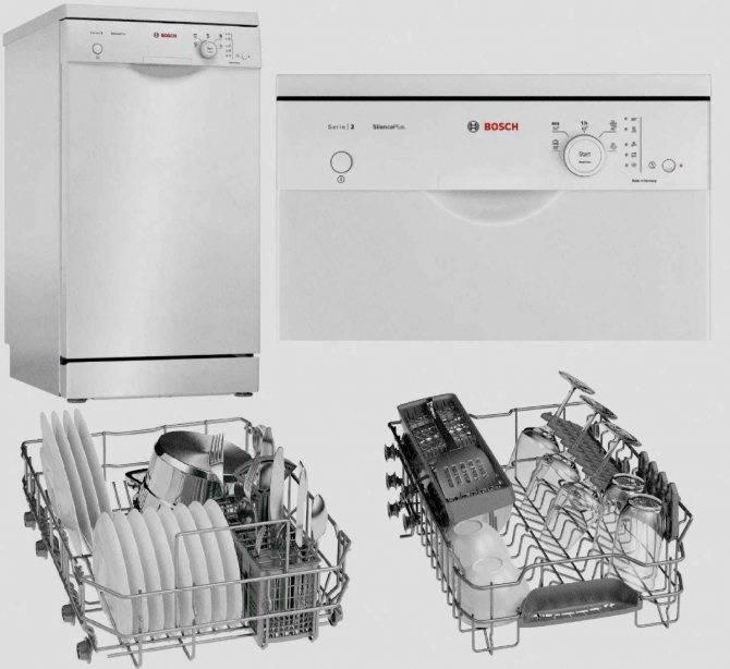 15 лучших отдельностоящих посудомоек 60 см — рейтинг 2021