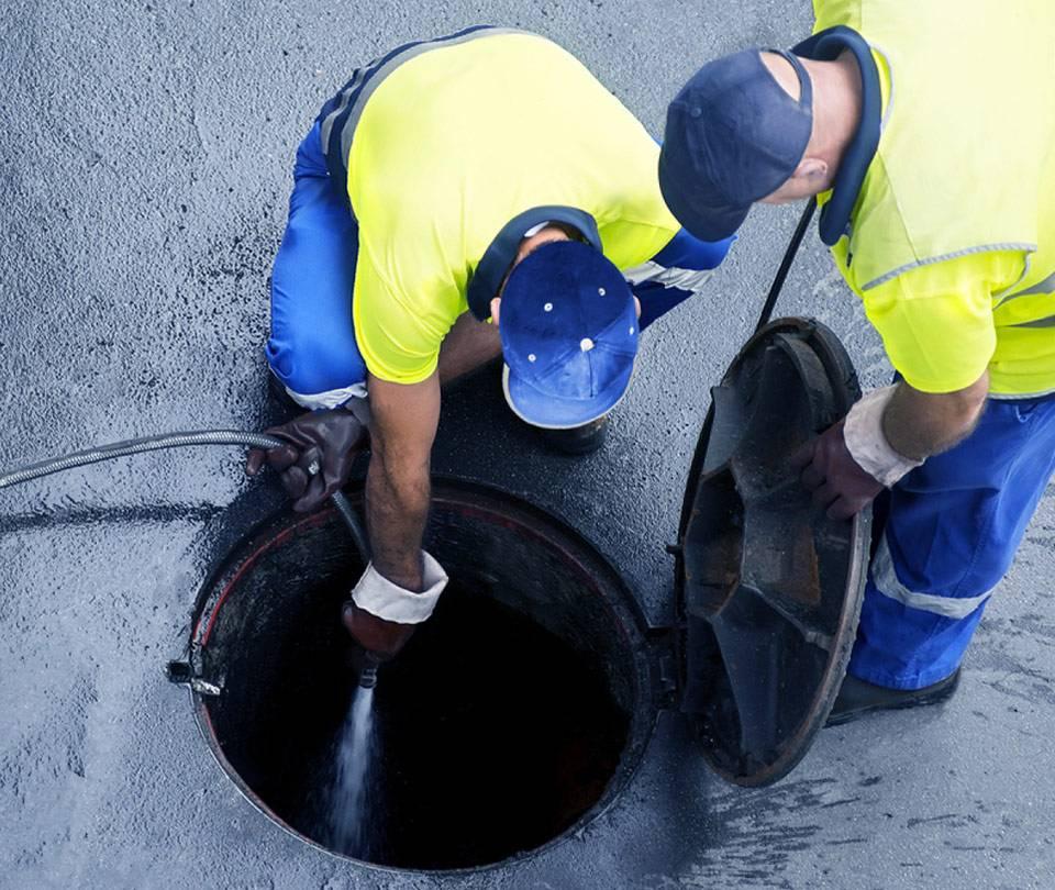 Прочистка ливневой канализации: основные способы и технология их применения
