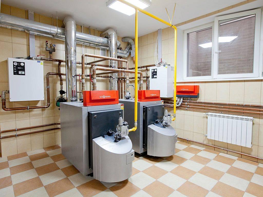 Проектирование котельной в частном доме для газового котла: нормы рб