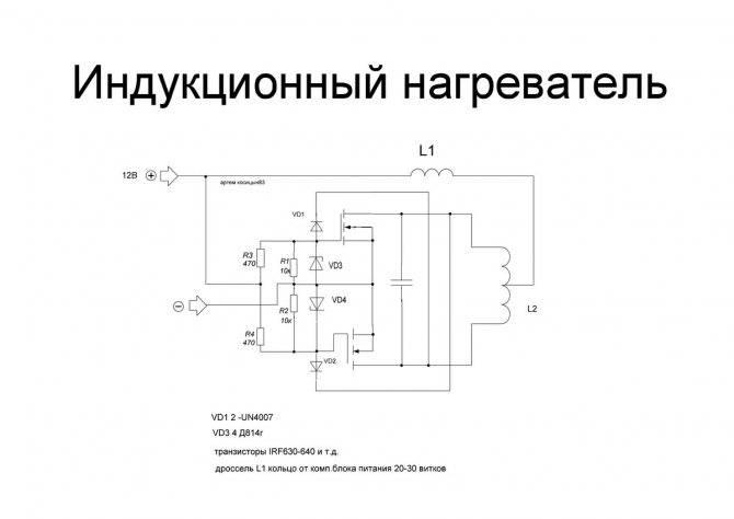 Индукционный нагрев: технология бесконтактной плавки металла - zetsila