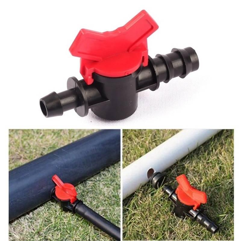 Труба для капельного полива: выбор и монтаж трубопровода