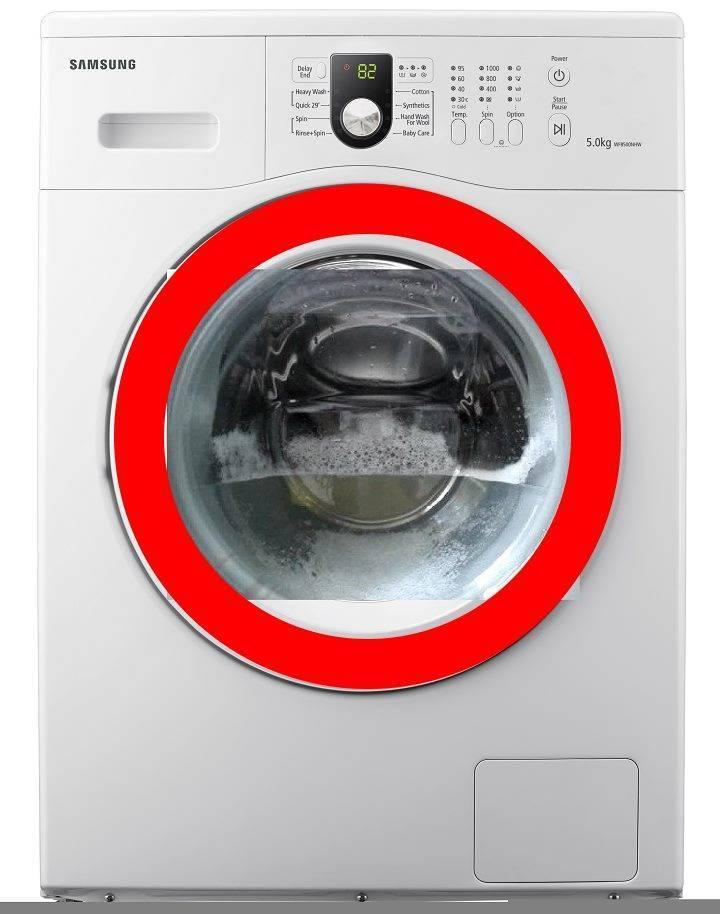 Как слить воду из стиральной машины, если она сломалась или отключили свет