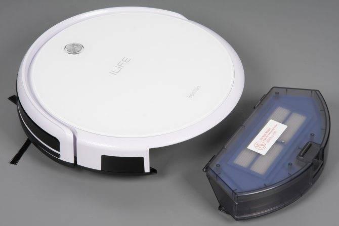 Роботы-пылесосы от компании ilife
