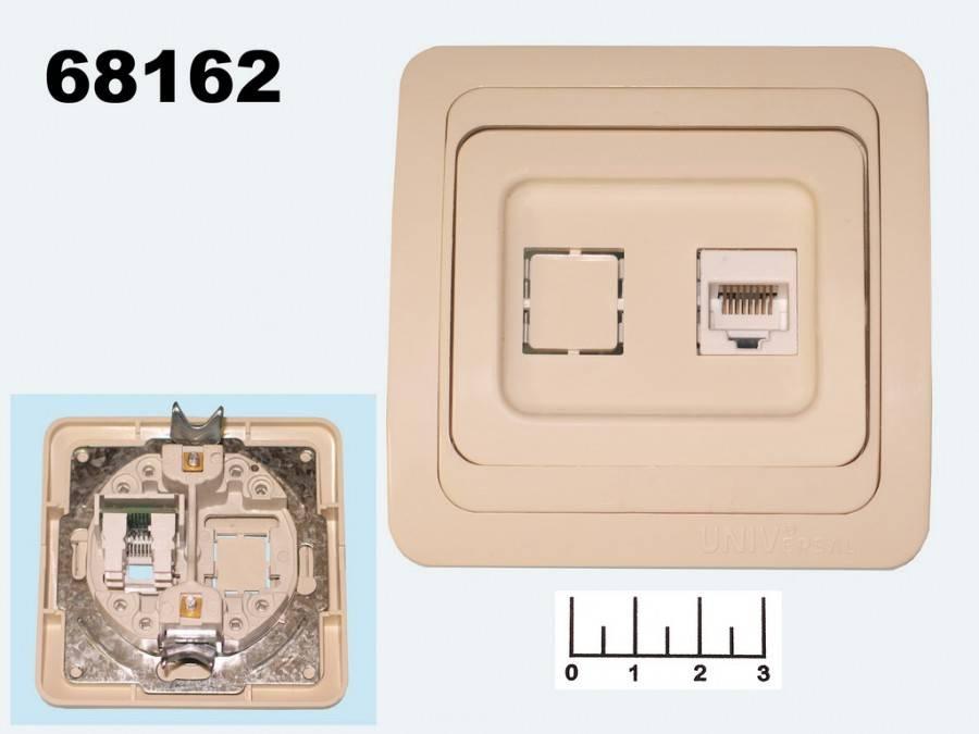 Компьютерная розетка: 115 фото монтажа, подключения и настройки