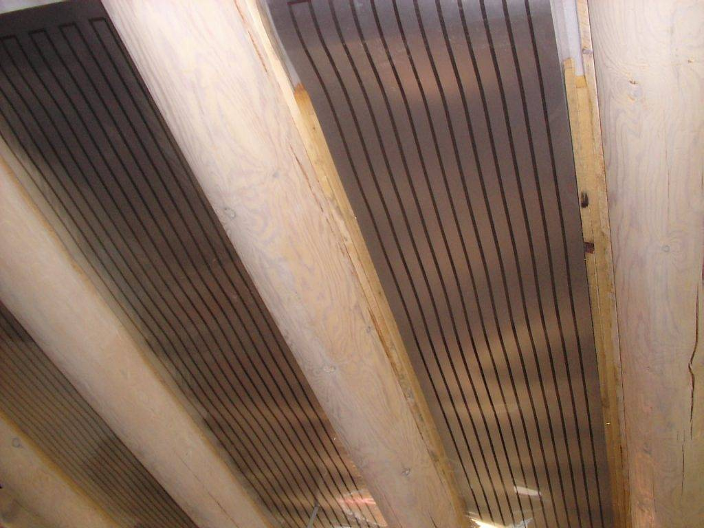 Отопление плэн - характеристики инфракрасного отопления, стоимость монтажа своими руками