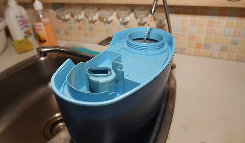 Технология очистки увлажнителя воздуха в домашних условиях