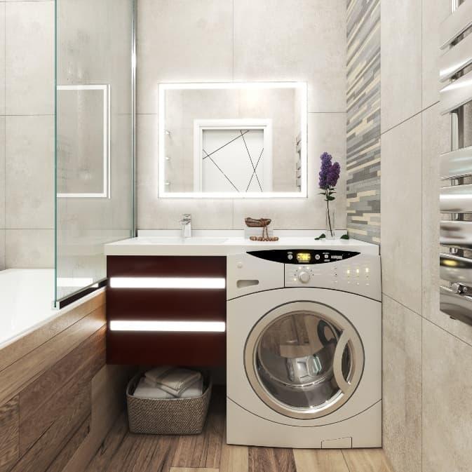 Рейтинг лучших невысоких стиральных машин под раковину и в маленькую ванную