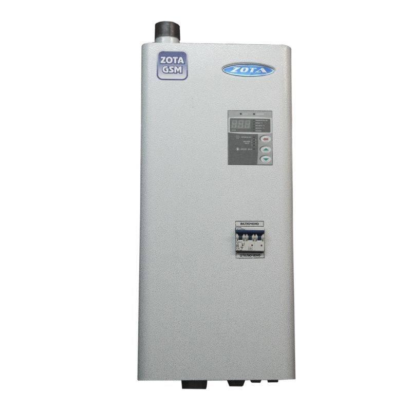 Электрокотел zota схема подключение к системе отопления