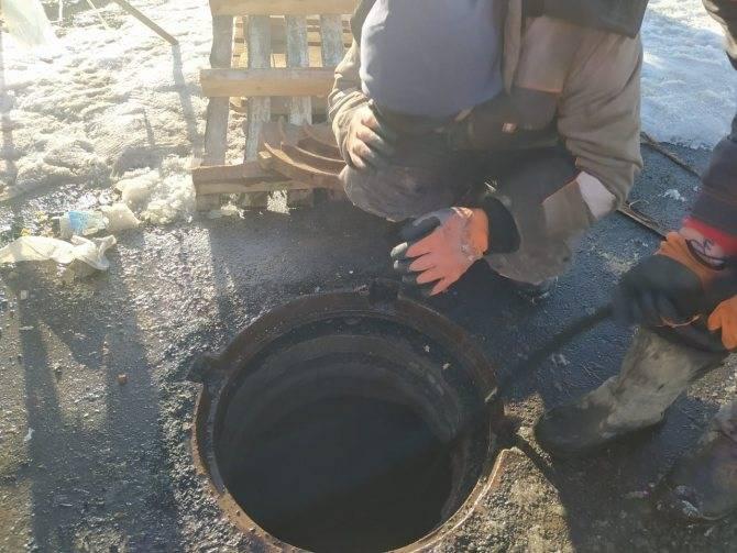Способы прочистки ливневой канализации
