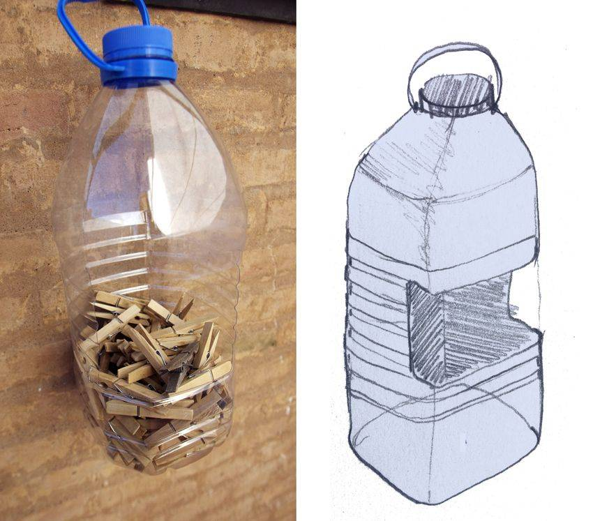 Поделки из пластиковых бутылок: 115 фото-идей, как создать оригинальные украшения из бутылок