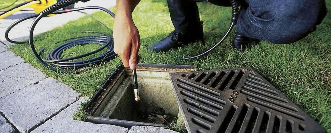 Необходимость устройства ливневки и способы ее прочистки