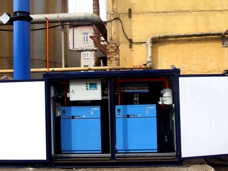 Газовые котлы наружного размещения для отопления частного дома (установка уличного котла)