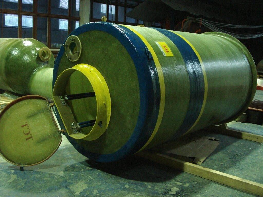 Как выбрать стеклопластиковые трубы: специфика производства + обзор ведущих производителей