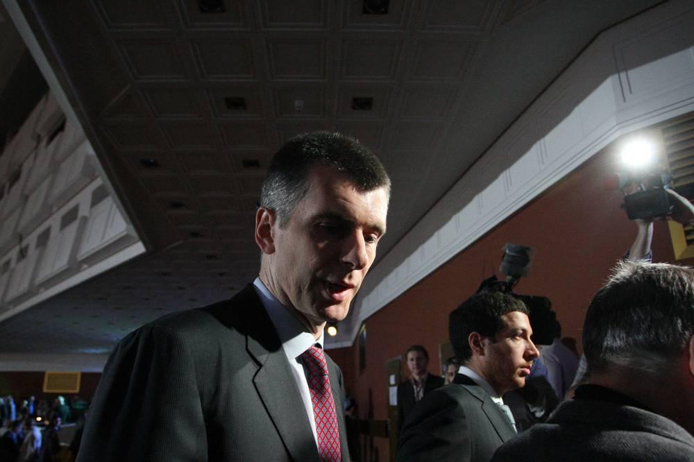 Михаил прохоров остается завидным холостяком: что известно о женщинах олигарха