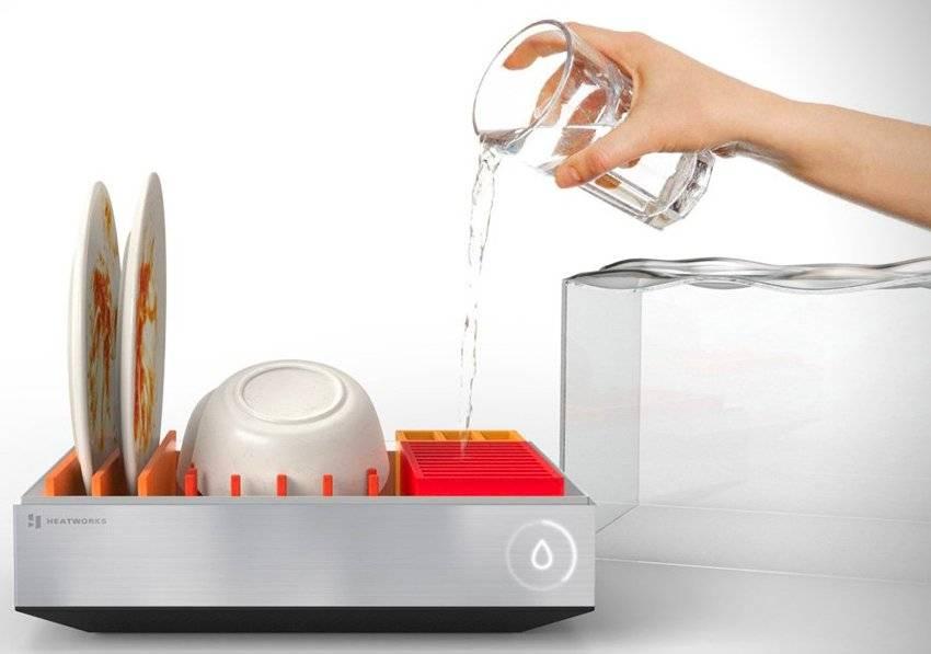 Маленькие настольные посудомоечные машины: 5 достойных моделей   ichip.ru