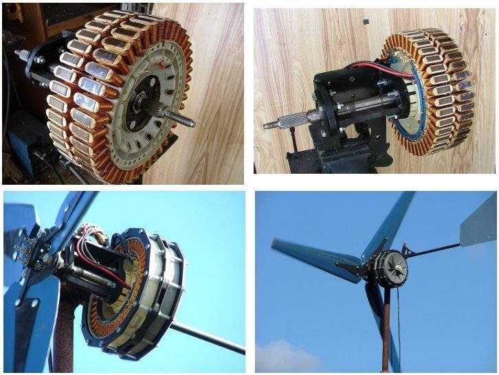 Ветрогенератор своими руками из стиральной машины: как собрать ветряк самому - точка j