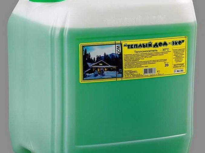 Теплоноситель для отопления, антифриз для отопления - как выбрать, что нужно знать - topclimat.ru