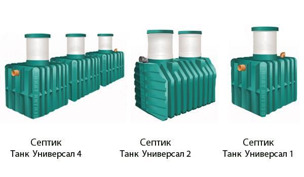 Септик танк 2: технические характеристики и как установить своими руками +фото и видео