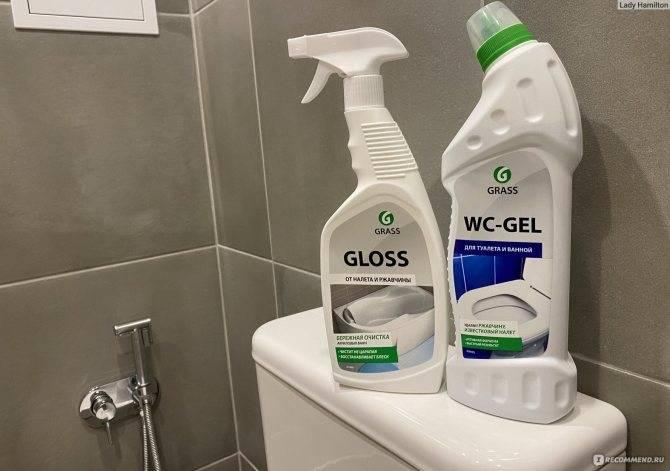Лучшее чистящее средство для ванны: рейтинг проверенных на практике составов для чистки сантехники