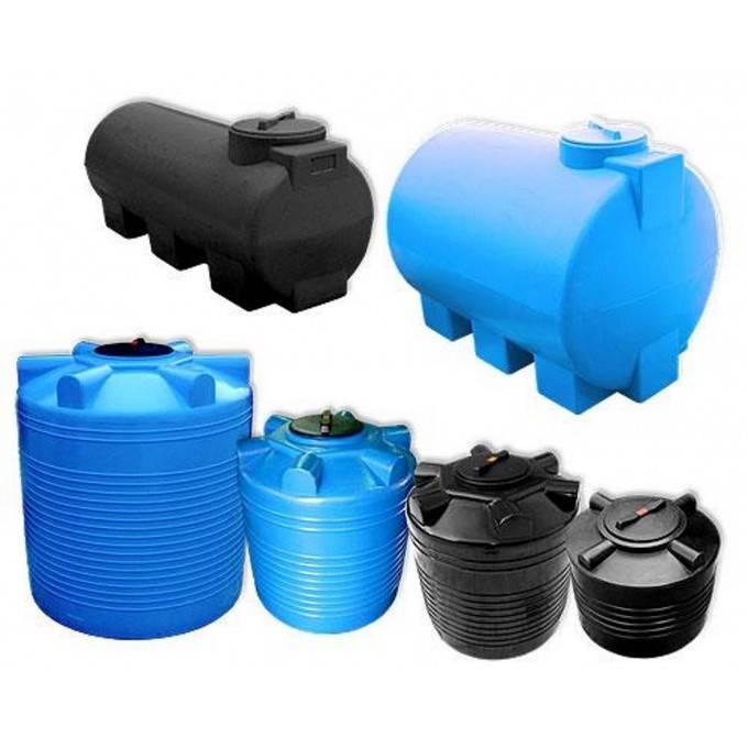 Пластиковые бочки: преимущества и недостатки