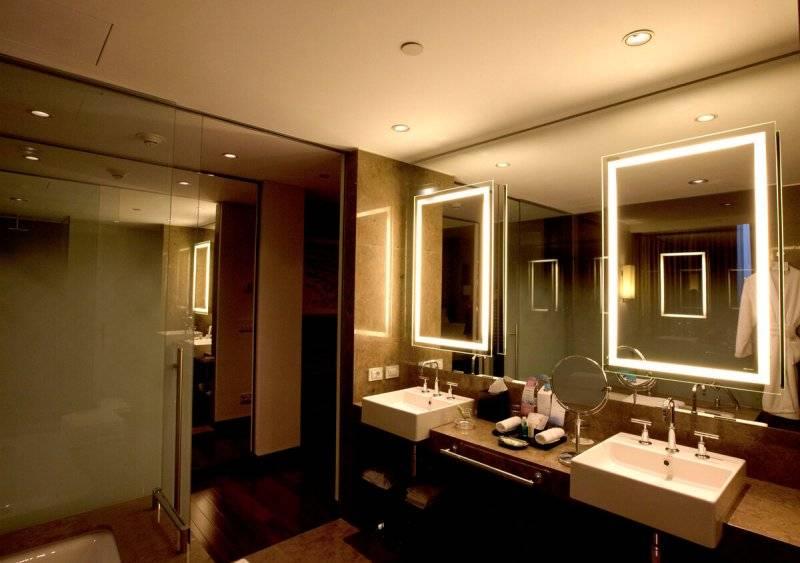Светильник в ванную комнату: какой лучше выбрать и почему, виды светильников