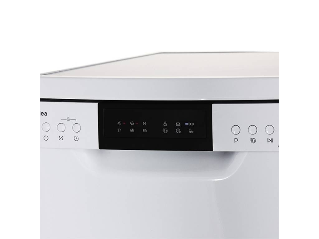 Обзор посудомоечной машины 45 см midea mfd45s100w: богатый функционал китаянки