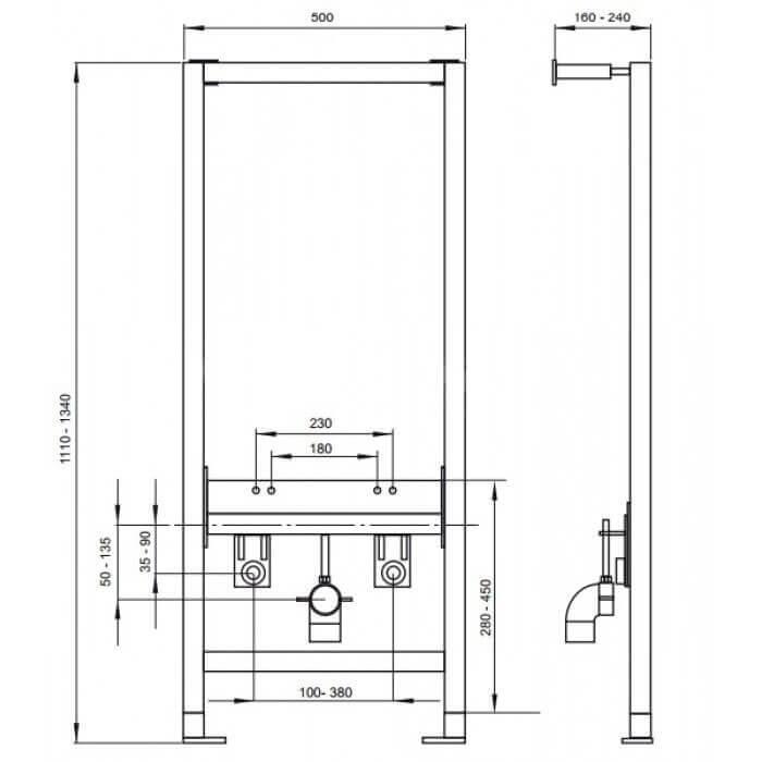 Установка подвесного биде с инсталляцией: способы монтажа и подключения