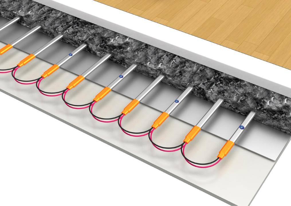 Плюсы и минусы карбонового теплого пола для ванной, кухни или спальни: какой выбрать и как установить?