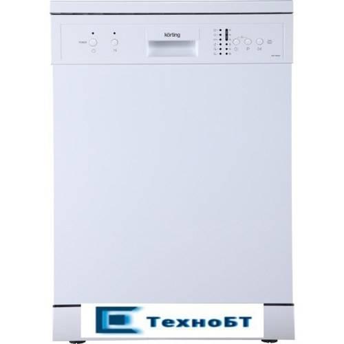 Посудомоечные машины korting («кертинг»): лучшие модели + отзывы о производителе