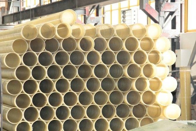 Как выбрать стеклопластиковые трубы: специфика производства и обзор ведущих производителей — ваш прораб   профессиональная ремонт