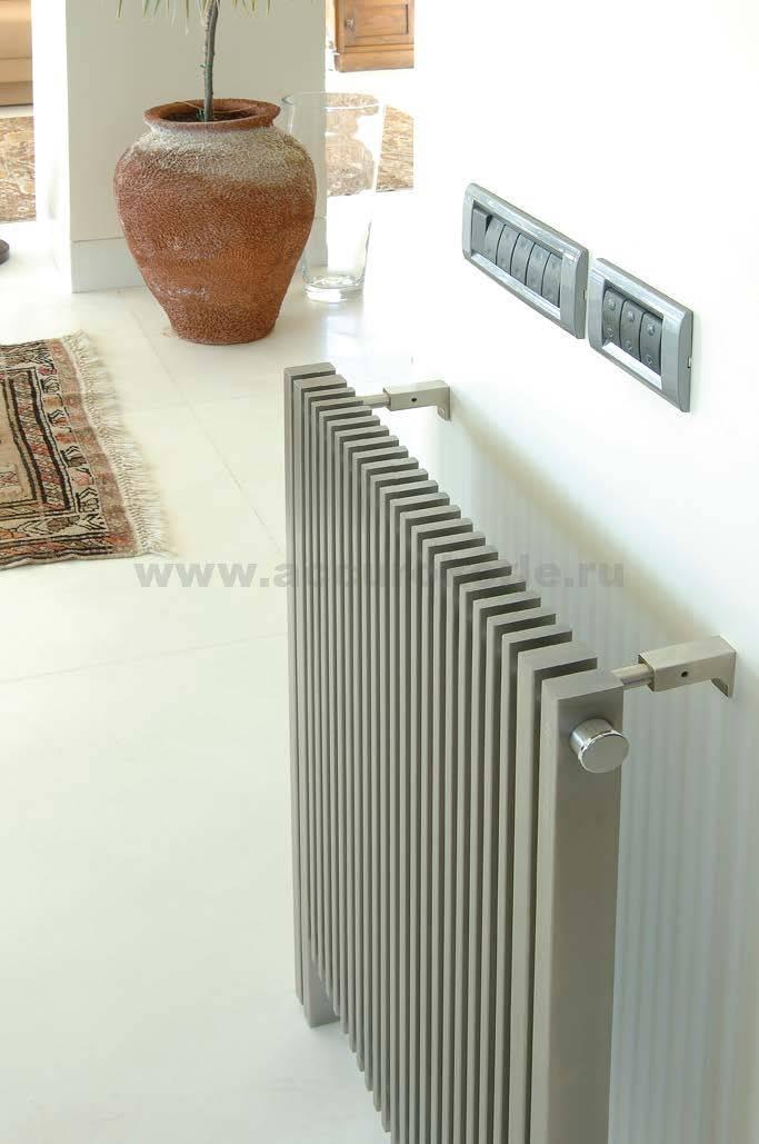 Декоративные радиаторы в дом. как выбрать красивые батареи? на сайте недвио