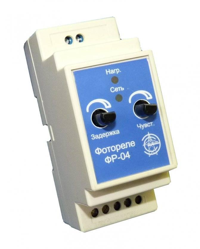 3 схемы подключения датчика света - ошибки и правила при установке фотореле на улице.