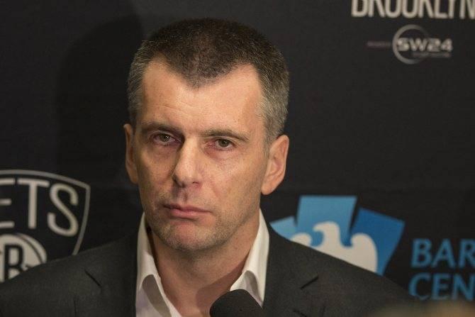 Михаил прохоров возвращается в политику? о чем говорят его заявления   bankstoday