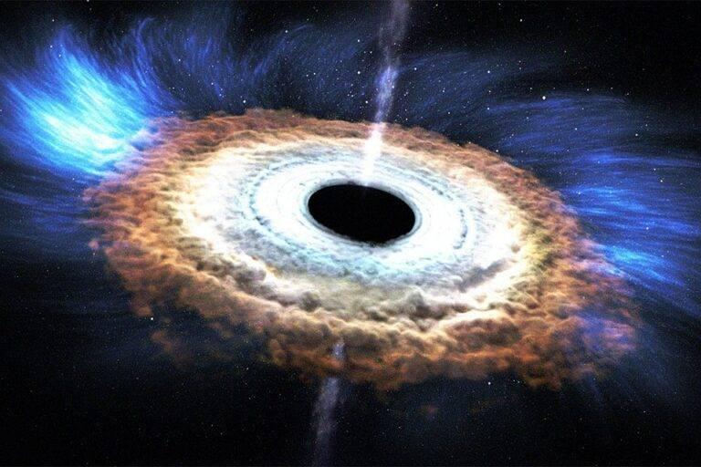 Что произойдет, если рядом с землей появится черная дыра? - hi-news.ru