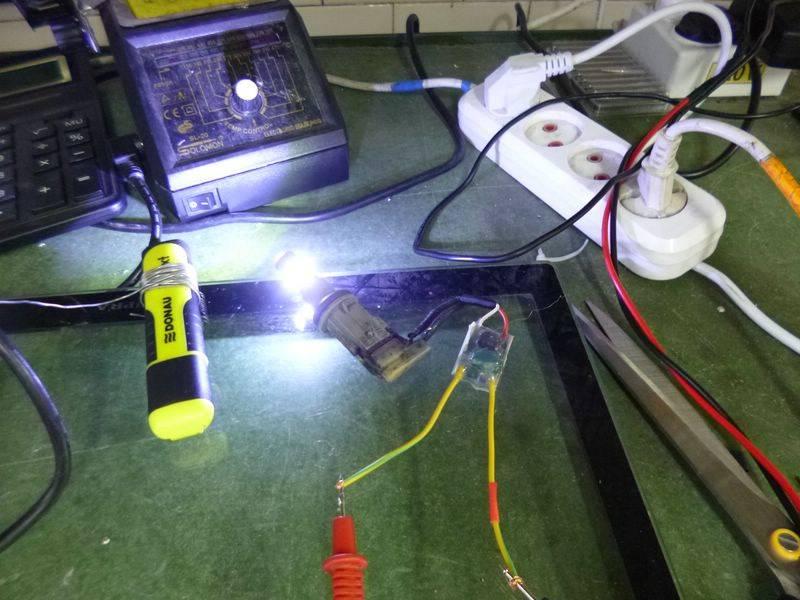 Почему моргают светодиодные лампочки: поиск неисправности