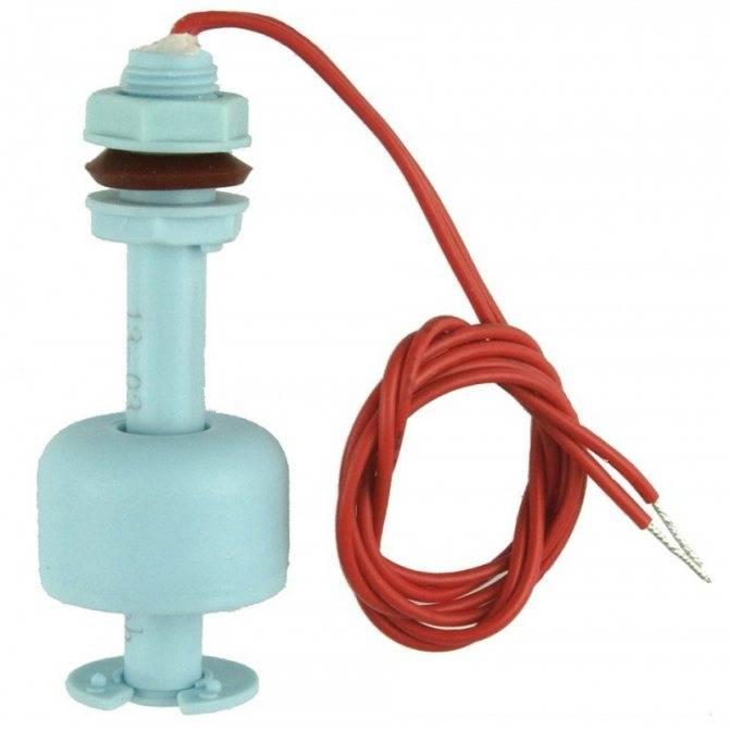 Как работает поплавковый выключатель для электронасосов - клуб строителей