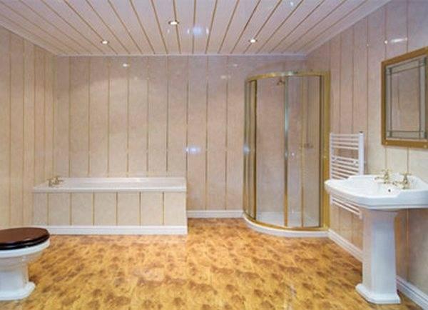 Отделка стен пластиковыми панелями: что нужно для отделки стен