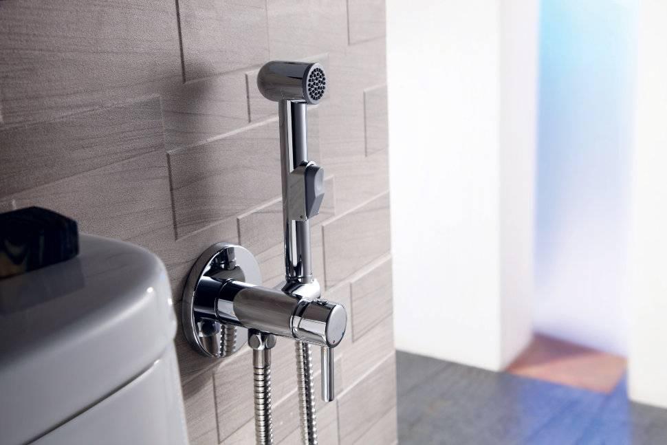 Гигиенический душ: 3 варианта для комфортного использования