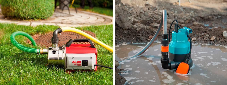 Выбираем водяной насос для дачи, дома и сада: обзор всех видов насосных конструкций   сад и огород