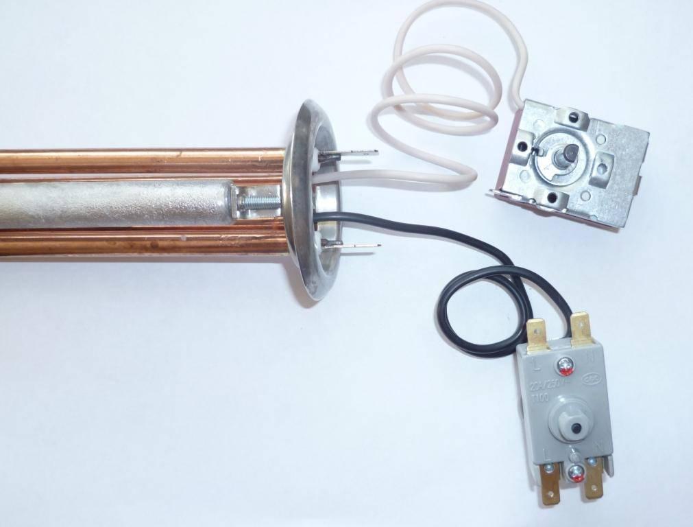 Тэн для радиатора – лучшее решение организации аварийного отопления