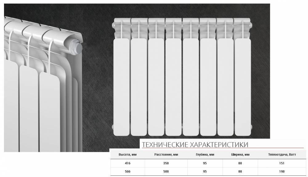 Радиаторы sira или радиаторы rifar - какие лучше, сравнение, что выбрать, отзывы 2021