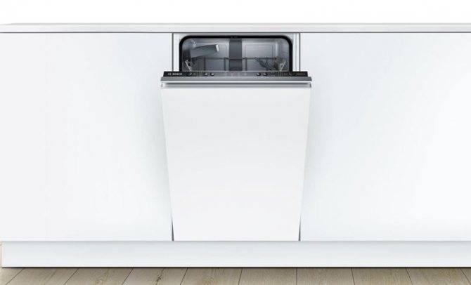 Рейтинг лучших посудомоечных машин 45 см на 2021 год